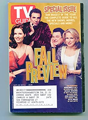 TV Guide-September 30-October6-2000-Kentucky Edition
