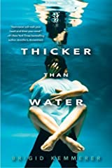 Thicker Than Water by Brigid Kemmerer(2015-12-29) Paperback