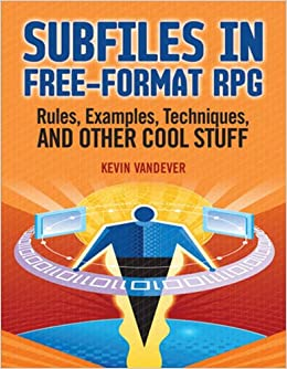 amazon subfiles in free format rpg rules examples techniques