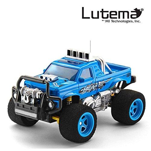 Lutema Blaze Truck 4CH Remote Control Truck, Blue