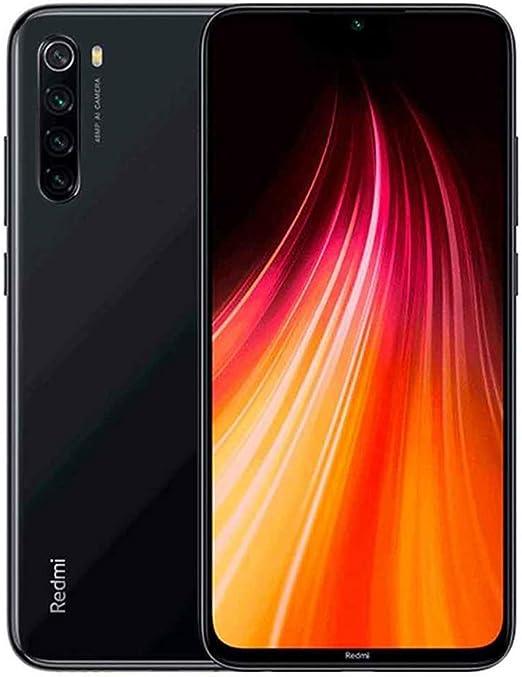 Xiaomi REDMINOTE8-4/128BK, Smartphone, Tamaño Único, Multicolor ...