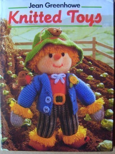 Jean Greenhowe Knitting (Knitted Toys)
