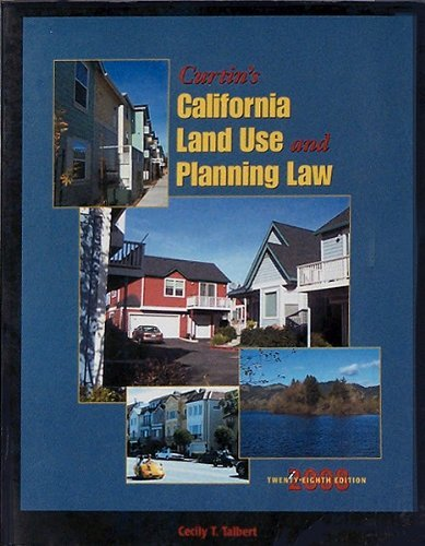 Curtin's California Land Use and Planning Law