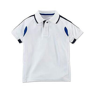 c52b9aa83 Amazon.com: RALPH LAUREN Polo Boy's Active Soft Touch Short Sleeve ...