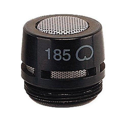 - Shure R185B Cardioid Cartridge for MicroFlex Model Microphones (Black)