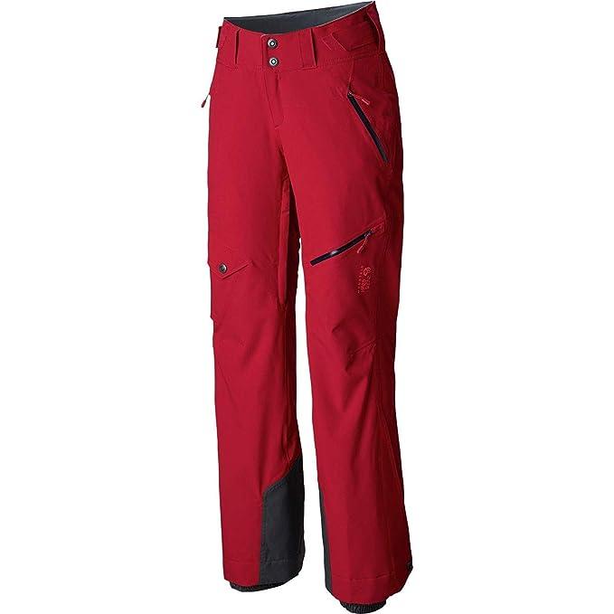 Amazon.com: Mountain Hardwear Chute - Pantalón aislante para ...