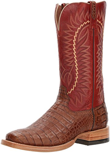Mens Buckle Boots - 8