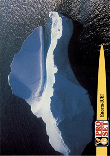 1992 Guinness Book of Records #66 Enorm-ICE - NM-MT