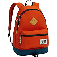 The North Face Berkeley 25L Backpack (Tibetan Orange/Monterey Blue)