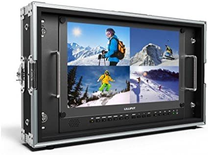 Lilliput Monitor LCD 15,6