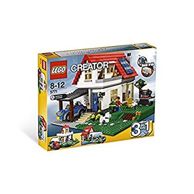 LEGO Creator Limited Edition Set #5771 Hillside House: Toys & Games