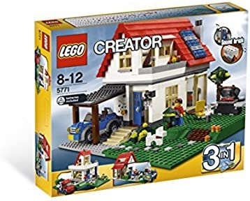 LEGO Creator Limited Edition Set #5771 Hillside House