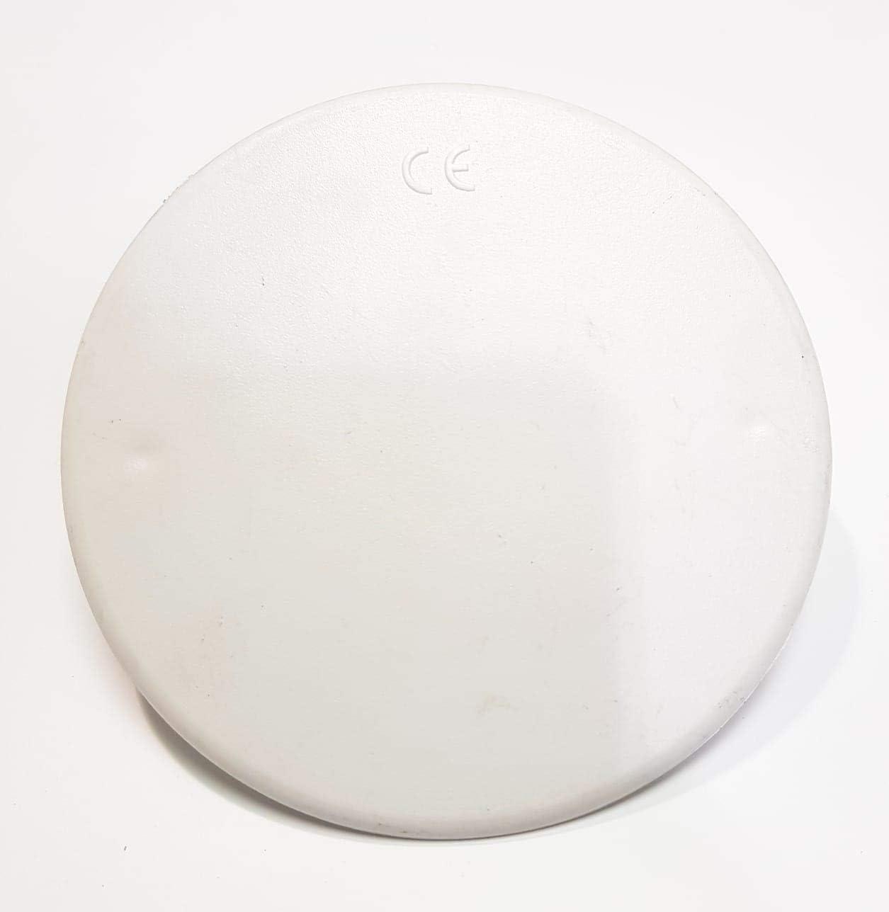 Solera 15 - Tapa con garra metálica D100.para cajas de empalme y derivación: Amazon.es: Bricolaje y herramientas