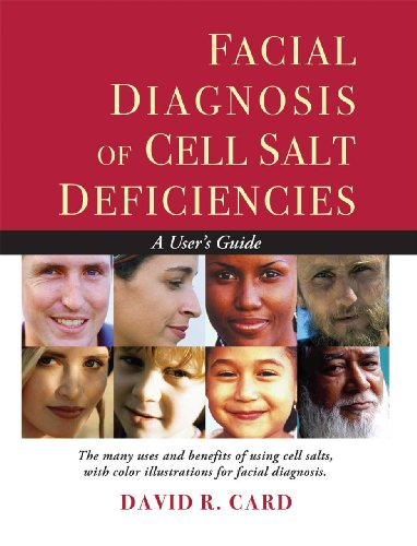 - Facial Diagnosis of Cell Salt Deficiencies: A User