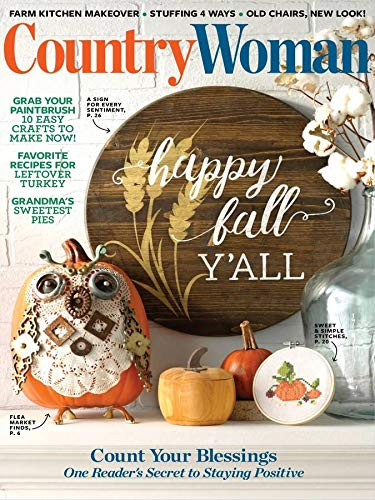 Magazines : Country Woman