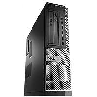 Dell OptiPlex 990 DT Quad Core i5-2400 8GB 1000GB DVDRW Windows 10 64-Bit Desktop PC Computer (Certified Refurbished)