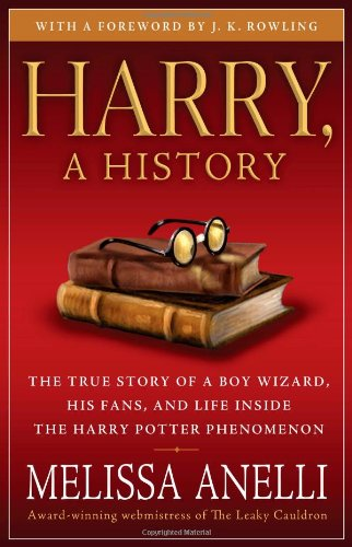 Harry, A History: The True Story of a Boy Wizard – HPB