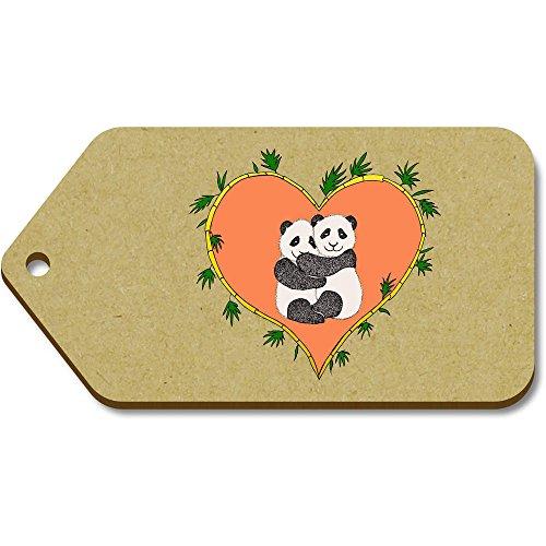 'Panda Tag 51mm Large tg00073280 Hugs' X bagaglio regalo 10 99mm Azeeda a10nqtWRwE