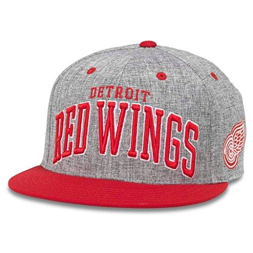 c9c271435e6 Detroit Red Wings Flat Bill Hats