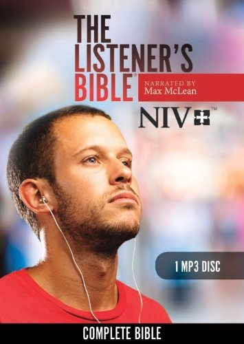 Read Online NIV Listener's Bible - 1 MP3 Disc: Narrated by Max McLean (The Listener's Bible) pdf epub