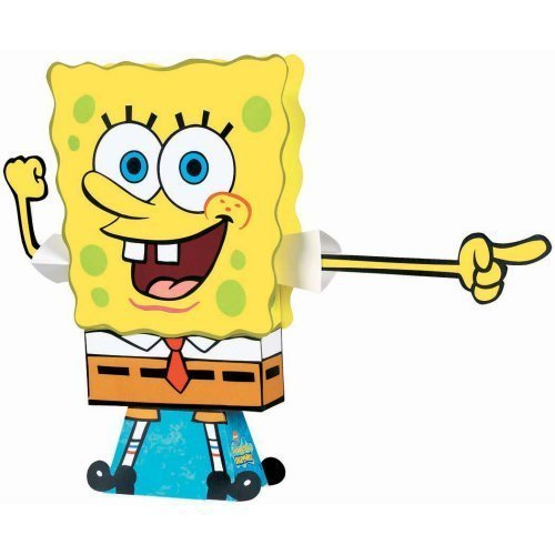 Spongebob Squarepants Centerpiece by Designware ()