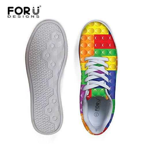 Voor U Ontwerpen Lichtgewicht Comfortabele Sneaker Persoonlijkheidsschaatsen Voor Heren-us10.5