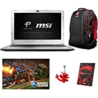 MSI PL62 7RD-017 (i7-7500U, 16GB RAM, 500GB SATA SSD, NVIDIA GTX 1050 2GB, 15.6 Full HD, Windows 10 Pro) Professional Laptop