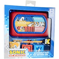 Sonic The Hedgehog 6-in-1 Accessory Kit (Nintendo 3DS/DS)