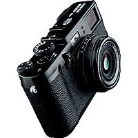 Fujifilm X100 12.3 MP APS-C CMOS EXR Digital Camera with 23mm Fujinon Lens and 2.8-Inch LCD (Black) (International Model) No Warranty