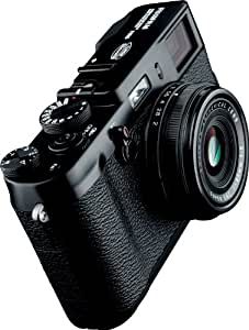 Fujifilm X100 12.3 MP APS-C CMOS EXR Digital Camera with 23mm Fujinon Lens and 2.8-Inch LCD (Limited Edition - Black)