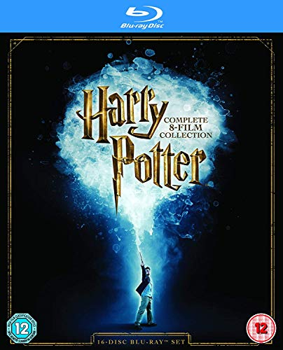 Harry Potter: The Complete 8-Film Collection (Harry Potter Movies Complete Set)