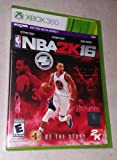NBA 2K16 - Xbox 360 - Brand New & Sealed !!