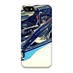 Defender Cases For Iphone 5/5s, Bmw Concept Car Pattern