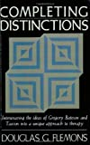 Completing Distinctions, Douglas G. Flemons, 1570626693