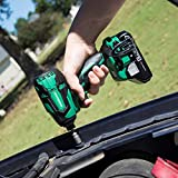 Metabo HPT 18V Cordless Impact Driver | Includes