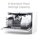hOmeLabs Compact Countertop Dishwasher - Energy