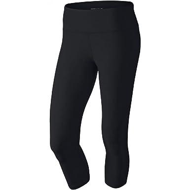 Amazon.com: Nike Mujer Pantalones de yoga, negro, L: Clothing