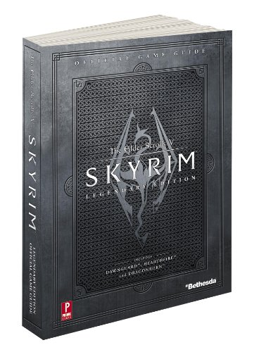 Price comparison product image Elder Scrolls V: Skyrim Legendary Standard Edition: Prima Official Game Guide (Prima Official Game Guides)