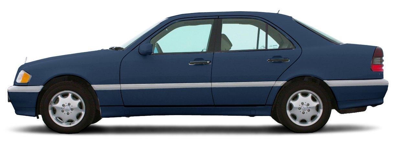 2000 Mercedes Benz C230 Kompressor, 4 Door Sedan 2.3L ...