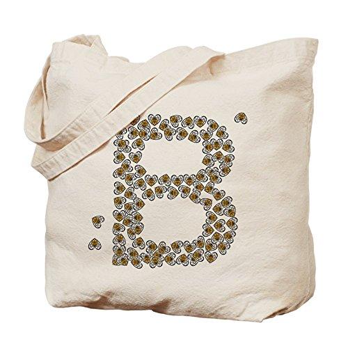 CafePress - B bolsa para herramientas de (fabricado en de flores) bolsa para herramientas de