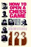 How to Open a Chess Game, Larry Evans, 4871878171