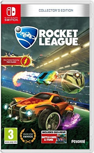 Rocket League: Collector's Edition - Nintendo Switch [UK Import]