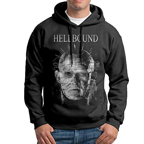 (Onad723nanjan Man's Hellraiser - Hellbound Cool Hoodies Hooded)