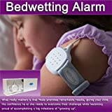 Modoking Bed-wetting Alarm For Children to Stop Night Time Bed Wetting the Perfect and Best Bedwetting Alarm for Children of All Ages