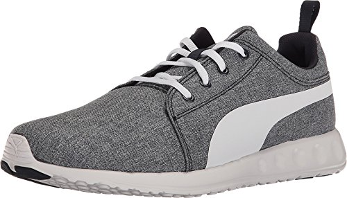PUMA+Men%27s+Carson+Runner+DT+Denim+Peacoat%2FBlack+Athletic+Shoe