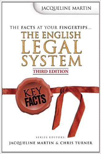 Key Facts: The English Legal System