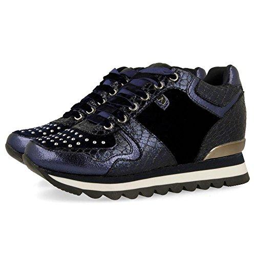 p Gioseppo Zapatillas 46085 para Mujer Azul aR5wzqB5