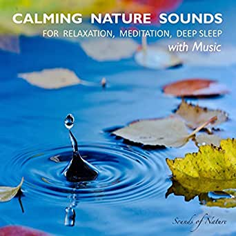 Amazon com: Calming Nature Sounds With Music: Sounds of