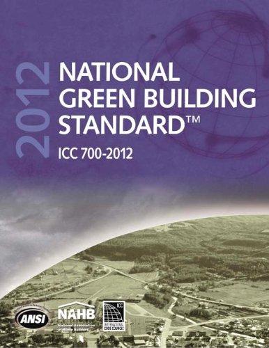National Green Building Standard 2012 (International Code Council Series)