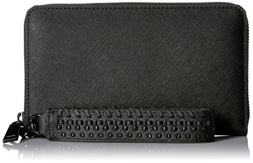 Rebecca Minkoff Tech Wallet with Wristlet, Black by Rebecca Minkoff